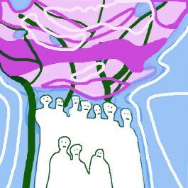 桜花見5沖野