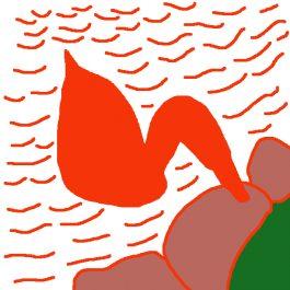 赤いスワン1−2沖野
